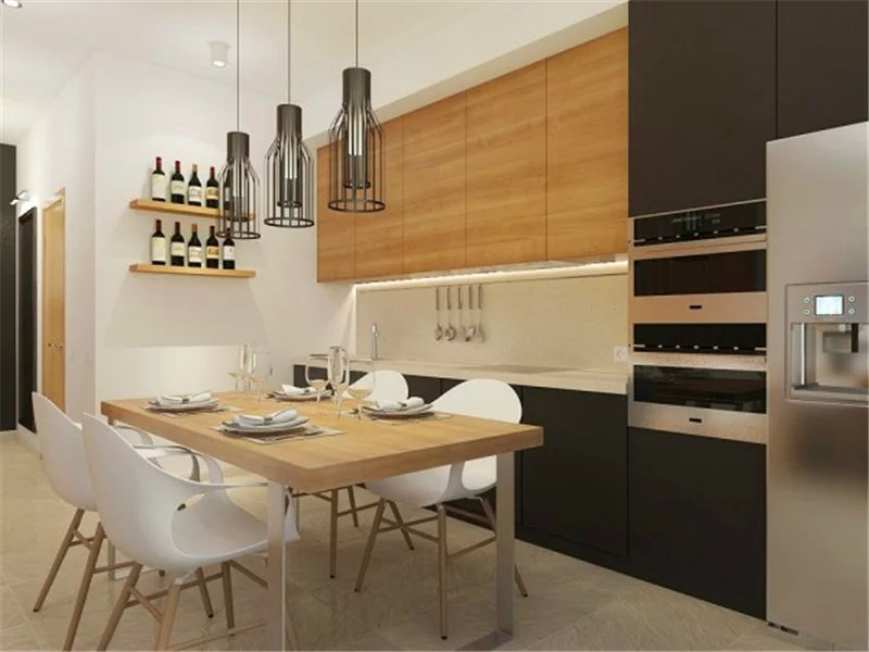 丰立装饰 现代简约 厨房图片来自丰立装饰公司在丰立装饰锦江城市花园现代简约的分享