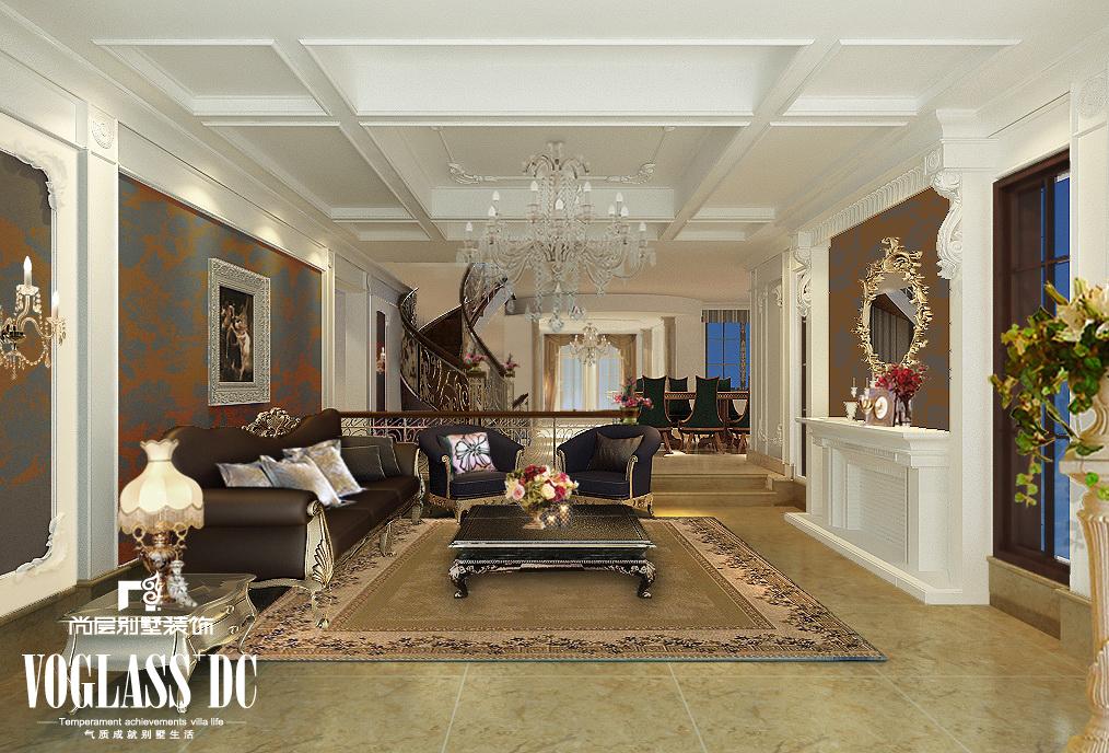 高尔夫小镇 新古典图片来自尚层装饰王奕钧在天津别墅装修设计的分享