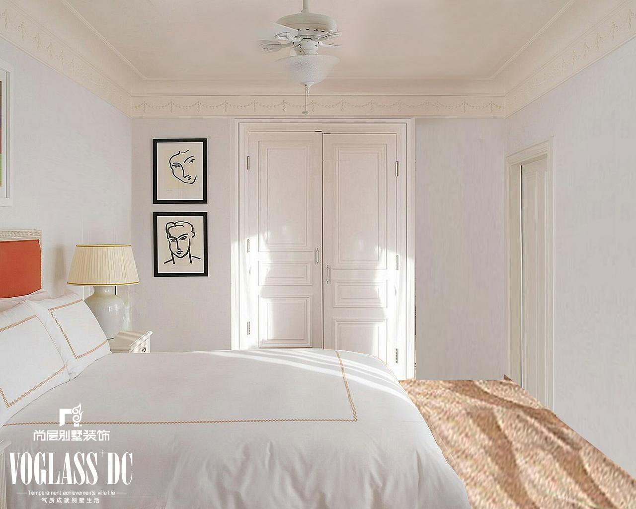 别墅 新古典 卧室图片来自Spencer丶nuzzi在钻石山的分享