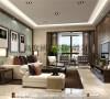世豪瑞丽客厅细节效果图---高度国际装饰设计