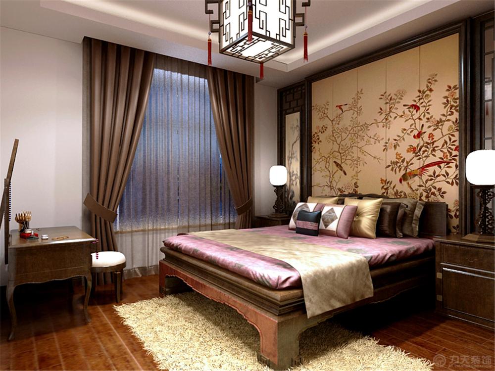 卧室图片来自阳光力天装饰梦想家更爱家在力天装饰 中信公园城  126.00㎡的分享