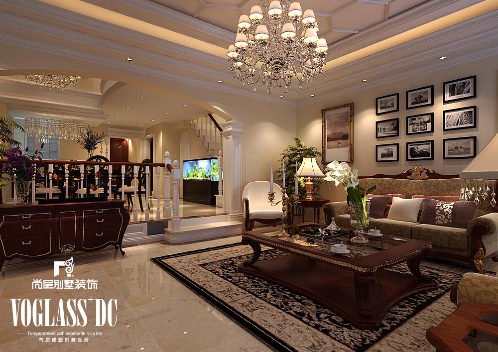 新古典风格 福缇山图片来自尚层装饰王奕钧在天津别墅装修设计的分享