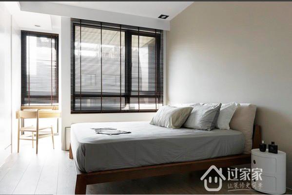简约 二居 80后 小资 卧室图片来自过家家装饰在两居室 疗愈自然的放松空间的分享