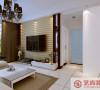紫荆尚都87平方两室装修设计案例