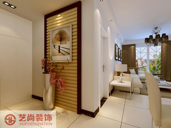 紫荆尚都 87平方 两室两厅 装修案例 样板间 其他图片来自艺尚设计在紫荆尚都87平方两室装修设计案例的分享