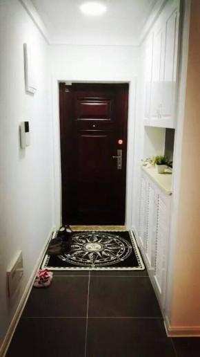简约 现代 二居 装修 家装 宜家 玄关图片来自南京实创装饰夏雨荷在80平紫阳佳苑完工工地的分享
