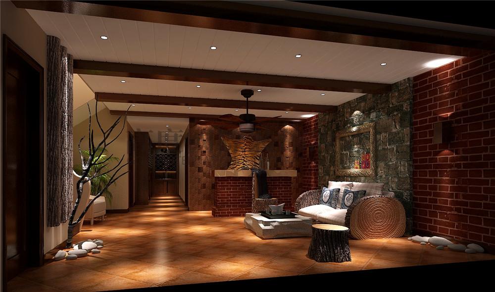 混搭风格 装修设计 别墅装修 看图装修 楼梯图片来自成都高度国际在【高清】龙湖悠山郡 装修案例的分享