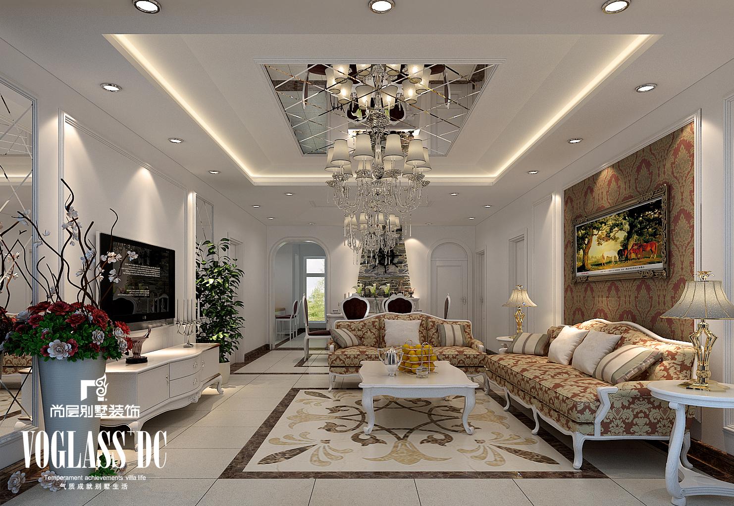 天津尚层 别墅 后现代图片来自Spencer丶nuzzi在后现代风格的分享