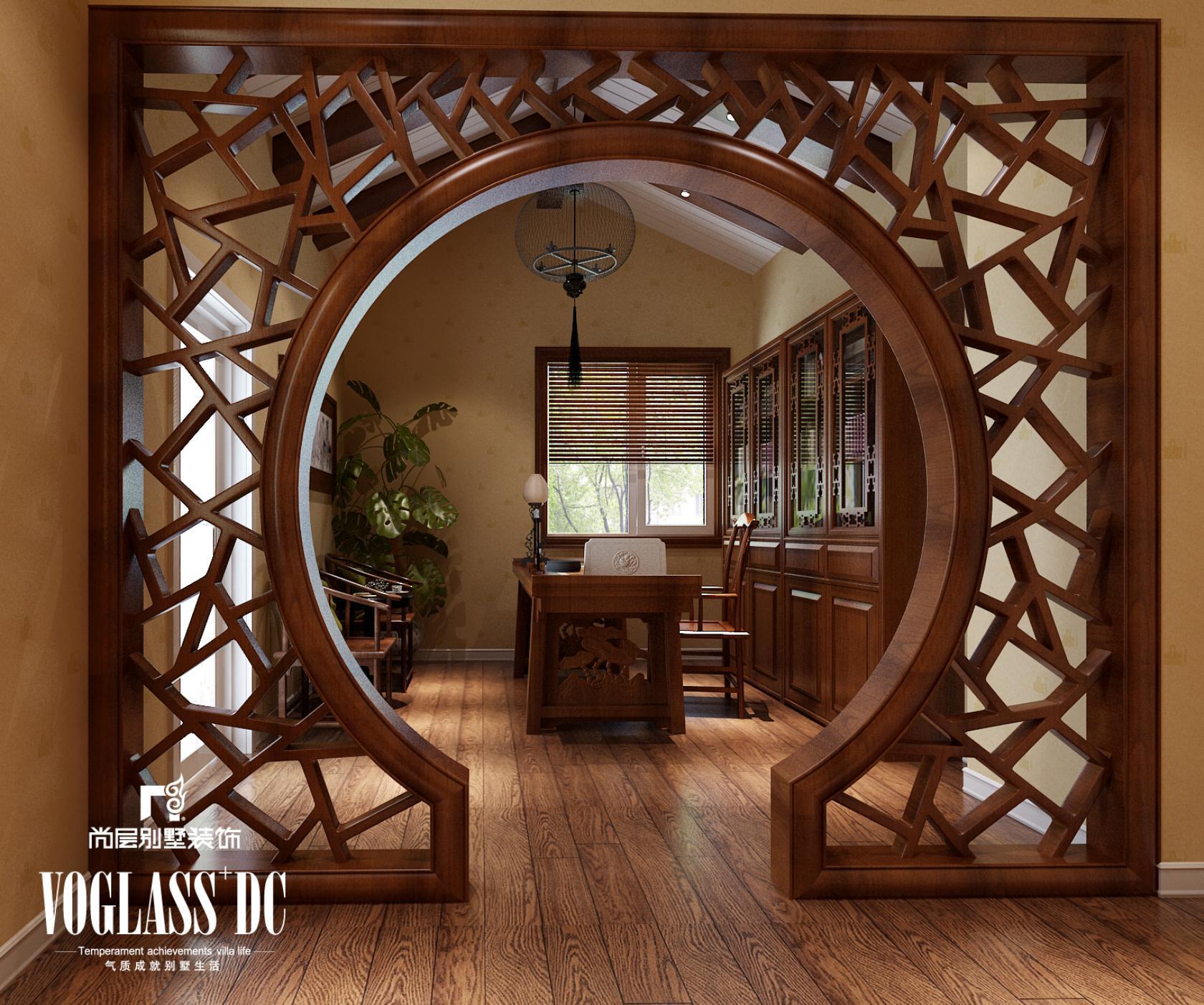 中式图片来自尚层装饰王奕钧在天津别墅装修设计-中式的分享
