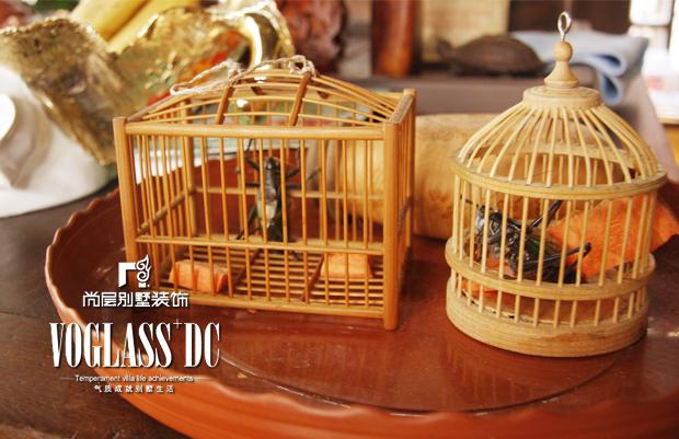 博轩园 美式乡村 联排别墅图片来自尚层装饰王奕钧在天津别墅装修设计的分享