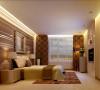 升龙国际中心小区 138平三居室 现代简约风格 装修设计案例 效果图-卧室设计方案