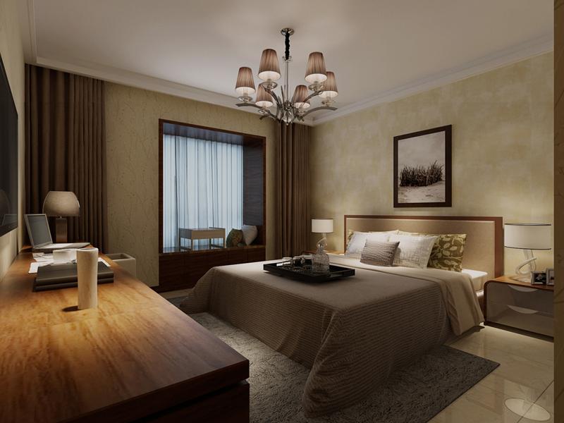 欧式 三居 装修 装饰 小资 卧室图片来自业之峰在线服务的猫在金辉世界城——西安业之峰装饰的分享