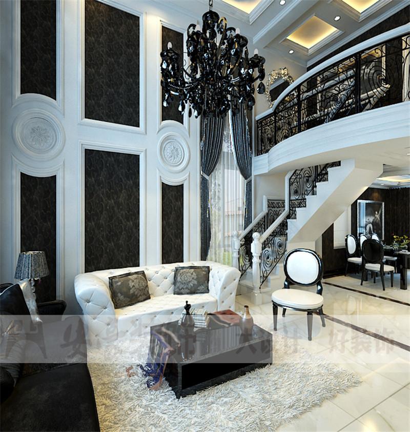 欧式 小资 客厅图片来自安豪装饰在中央宫园的分享