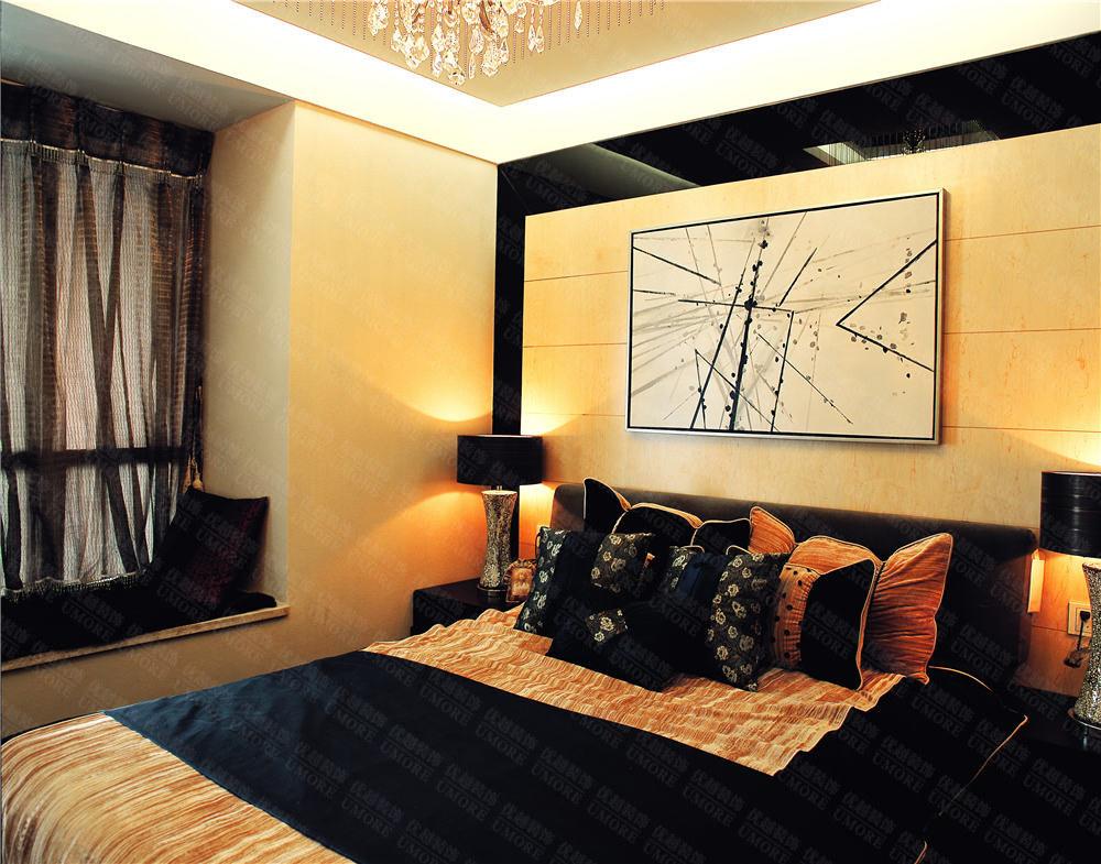 简约 三居 80后 小资 卧室图片来自670269085在枫景国际公寓的分享