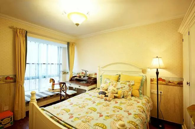 混搭 田园 卧室图片来自众意装饰在清江山水--众意装饰的分享