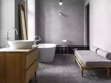 卫浴设计让你在家享受星级待遇!