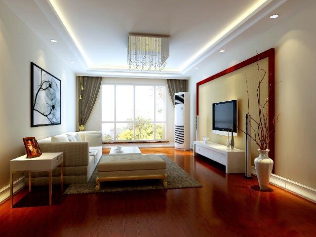 升龙又一城 现代风格 两居 效果图 客厅图片来自张樂在升龙又一城 两居 现代简约风格的分享