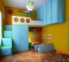 同福睿府--地中海风格-四居室