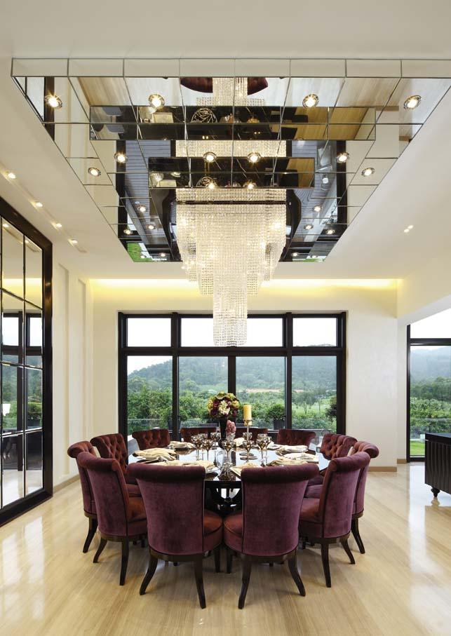 简约 客厅 卧室 厨房 别墅 三居 餐厅图片来自200827989在现代简约的分享