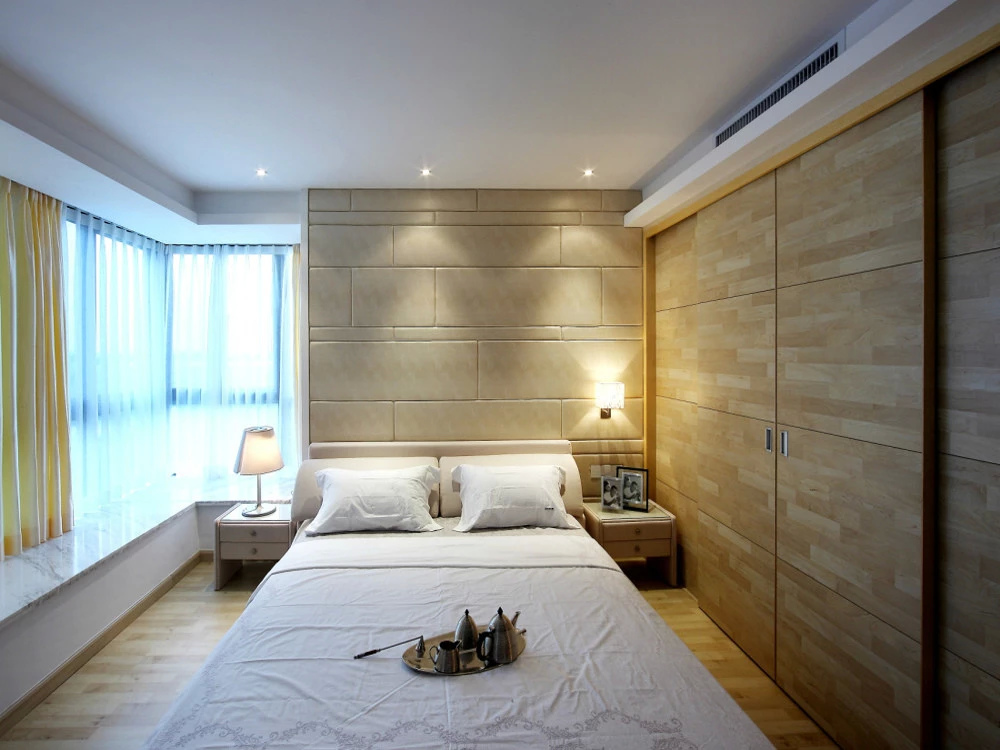 丰立装饰 现代风格 大户型装修 卧室图片来自丰立装饰公司在丰立装饰打造远大林语城大户型的分享
