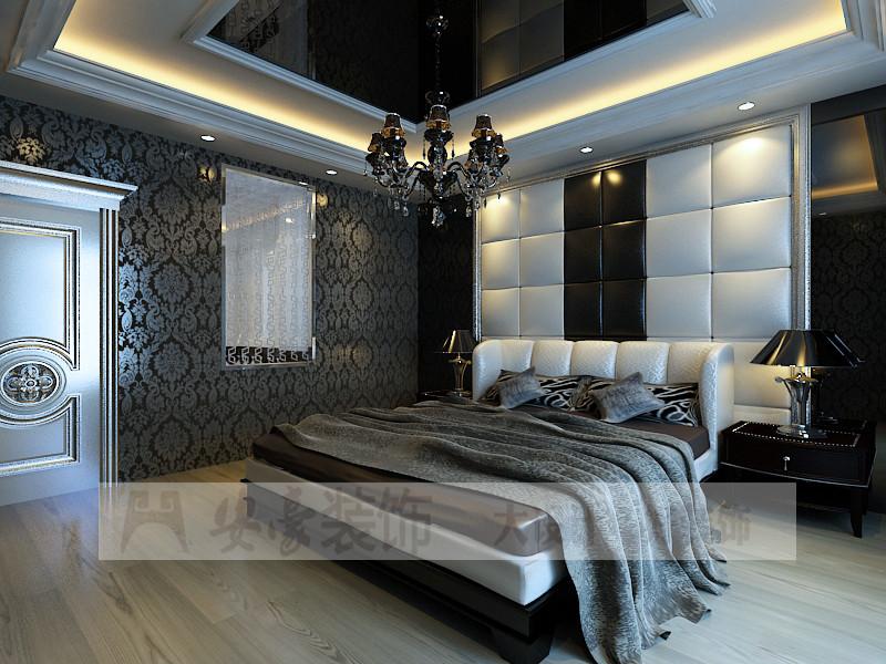 欧式 小资 卧室图片来自安豪装饰在中央宫园的分享