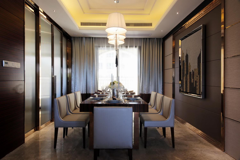三居 港式 餐厅图片来自四川建拓建筑装饰工程有限公司在港式风格的分享
