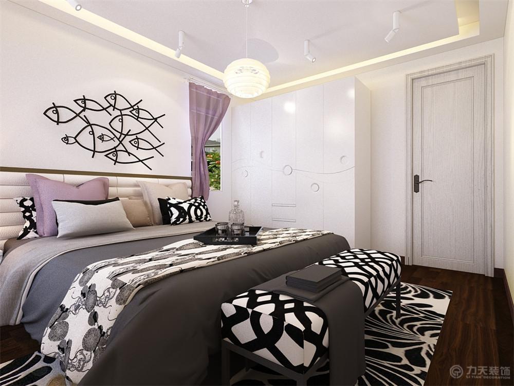 简约 卧室图片来自阳光力天装饰梦想家更爱家在简约风格 福祥园 120.00㎡的分享