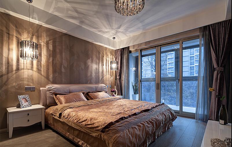 简约 三居室 荣国府 白领 80后 卧室图片来自成都V2装饰在舒适流行的家居风格的分享