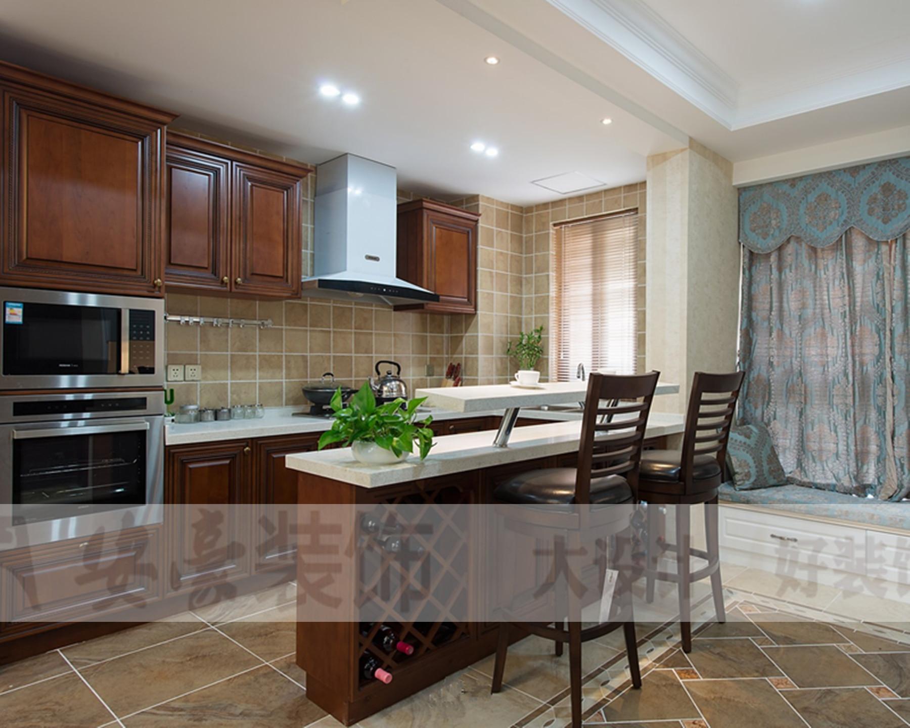 混搭 白领 80后 小资 厨房图片来自安豪装饰在水岸茗都的分享