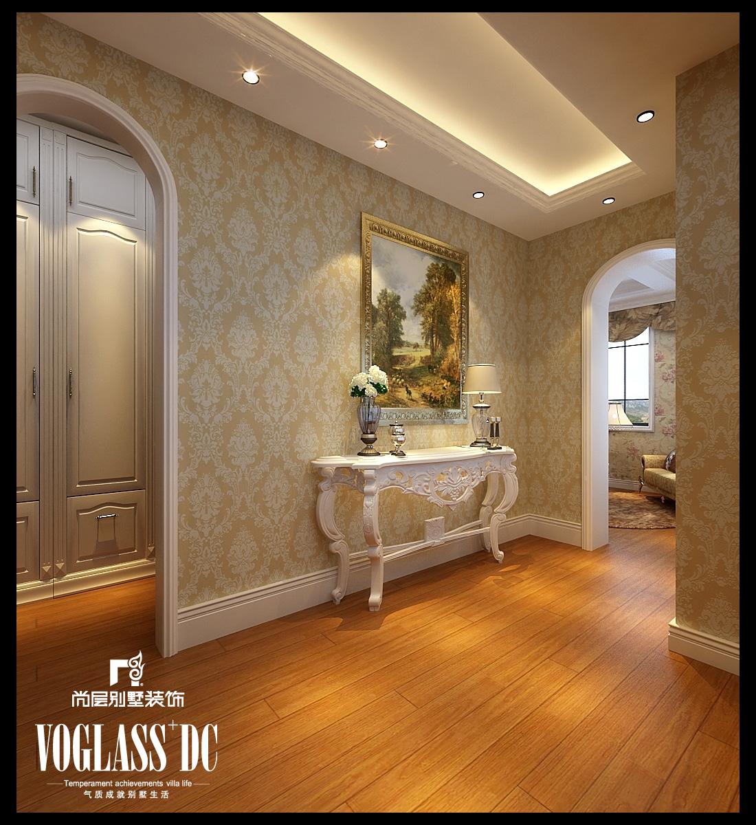 保利海棠湾 欧式古典图片来自尚层装饰王奕钧在天津别墅装修-海棠湾的分享