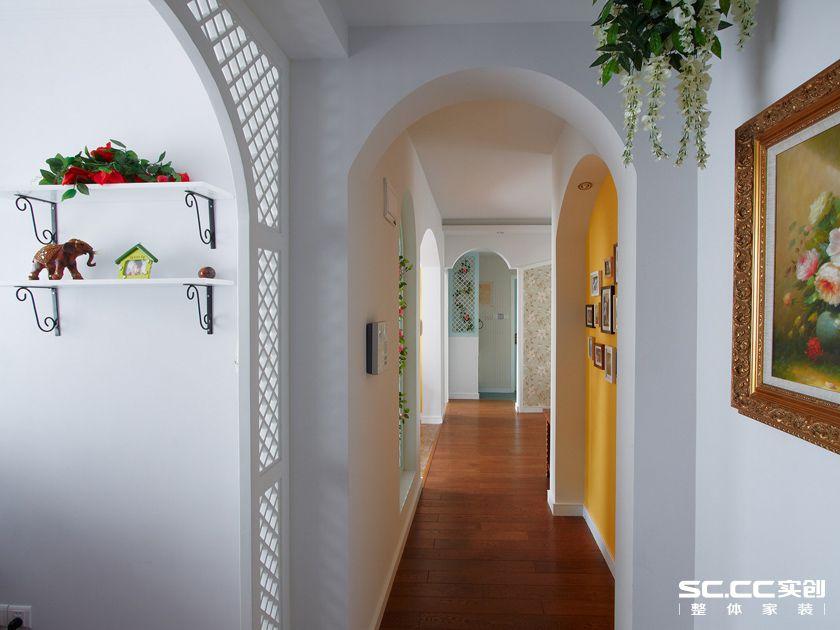 田园 二居 其他图片来自实创装饰上海公司在乡村田园风格绿色空间的分享