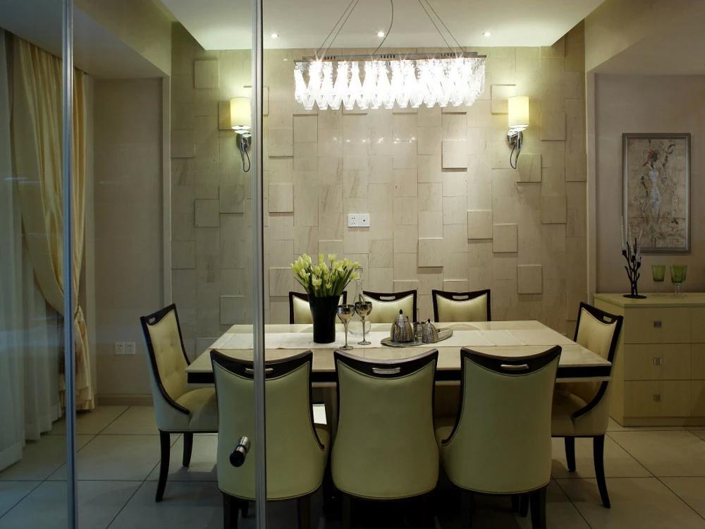 丰立装饰 现代风格 大户型装修 餐厅图片来自丰立装饰公司在丰立装饰打造远大林语城大户型的分享