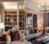 家具色系经过通盘的考虑,配合设定的家居风格,便能营造出美观、舒适、休闲而温馨的居家氛围。