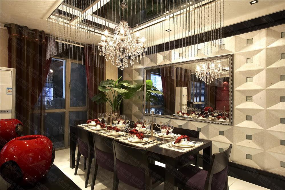 简约 三居 80后 小资 餐厅图片来自670269085在枫景国际公寓的分享