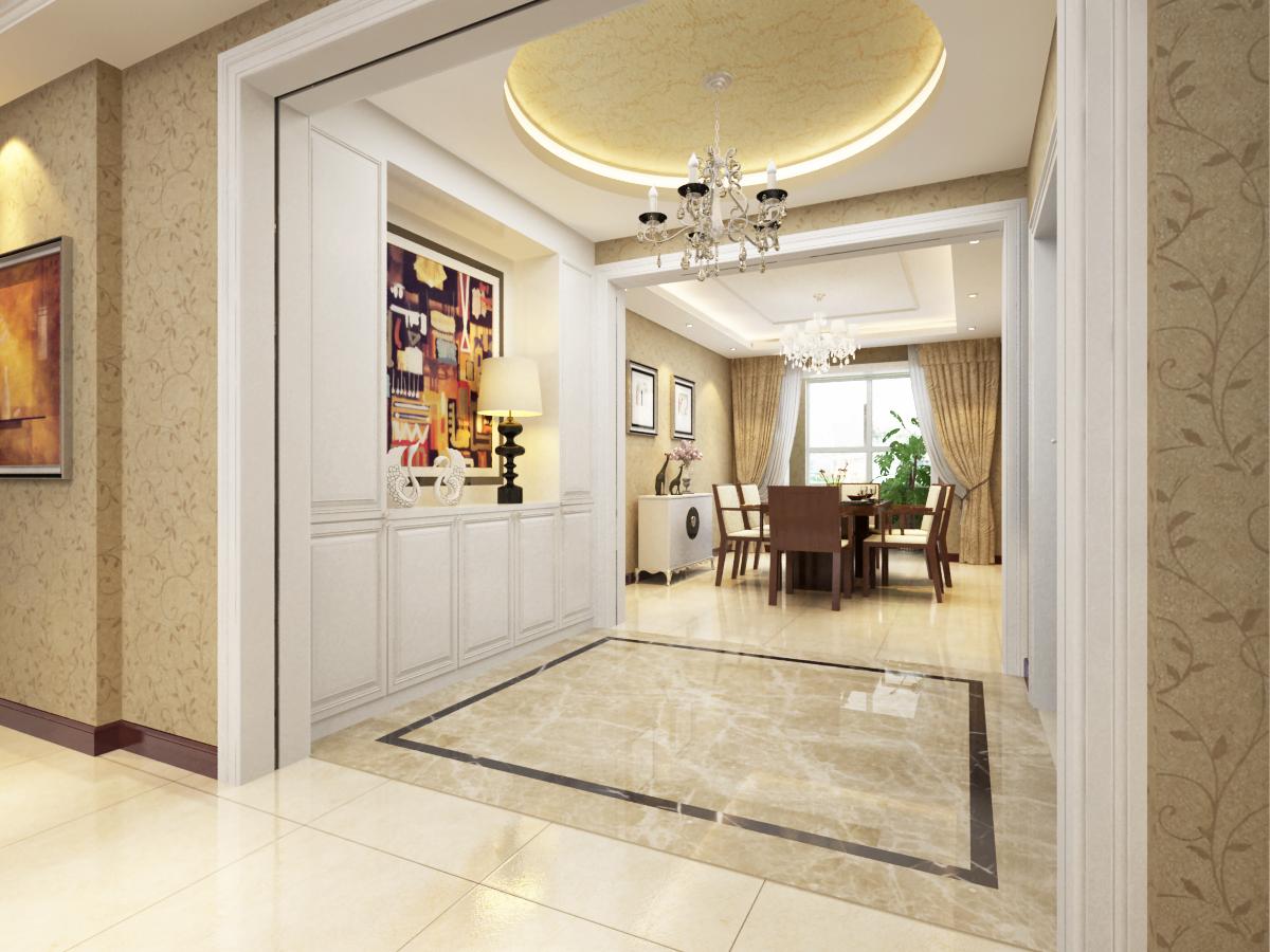 餐厅图片来自广州实创装饰朱建芳在越秀星汇文华160平新中式风格的分享