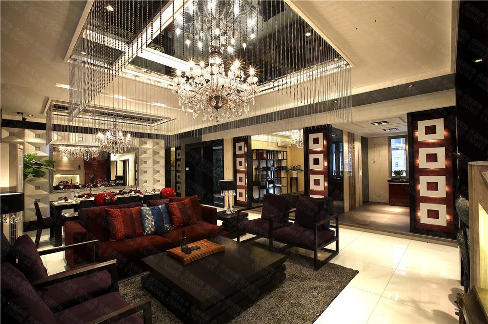 简约 三居 80后 小资 客厅图片来自670269085在枫景国际公寓的分享