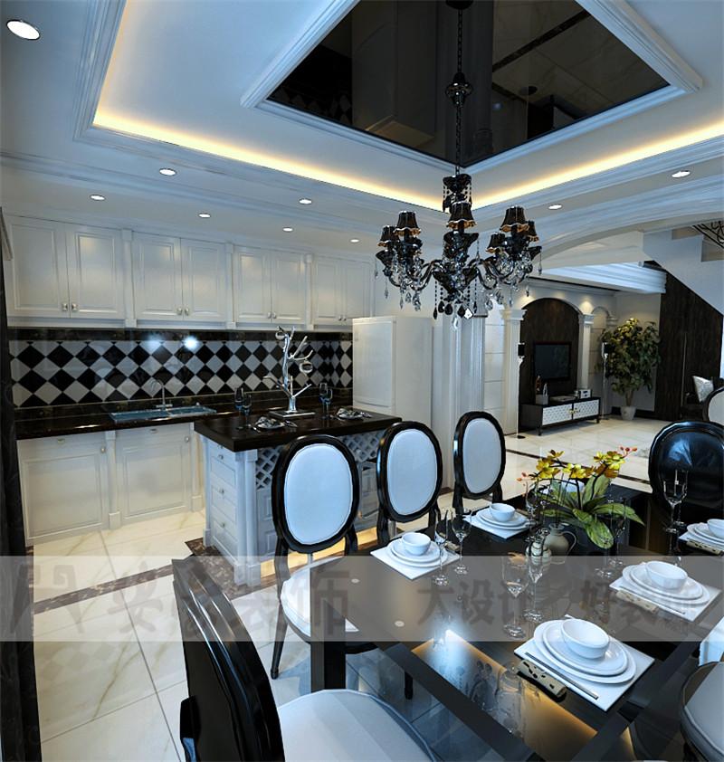 欧式 小资 餐厅图片来自安豪装饰在中央宫园的分享