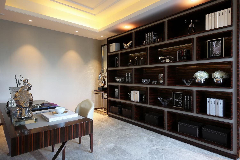 三居 港式 书房图片来自四川建拓建筑装饰工程有限公司在港式风格的分享