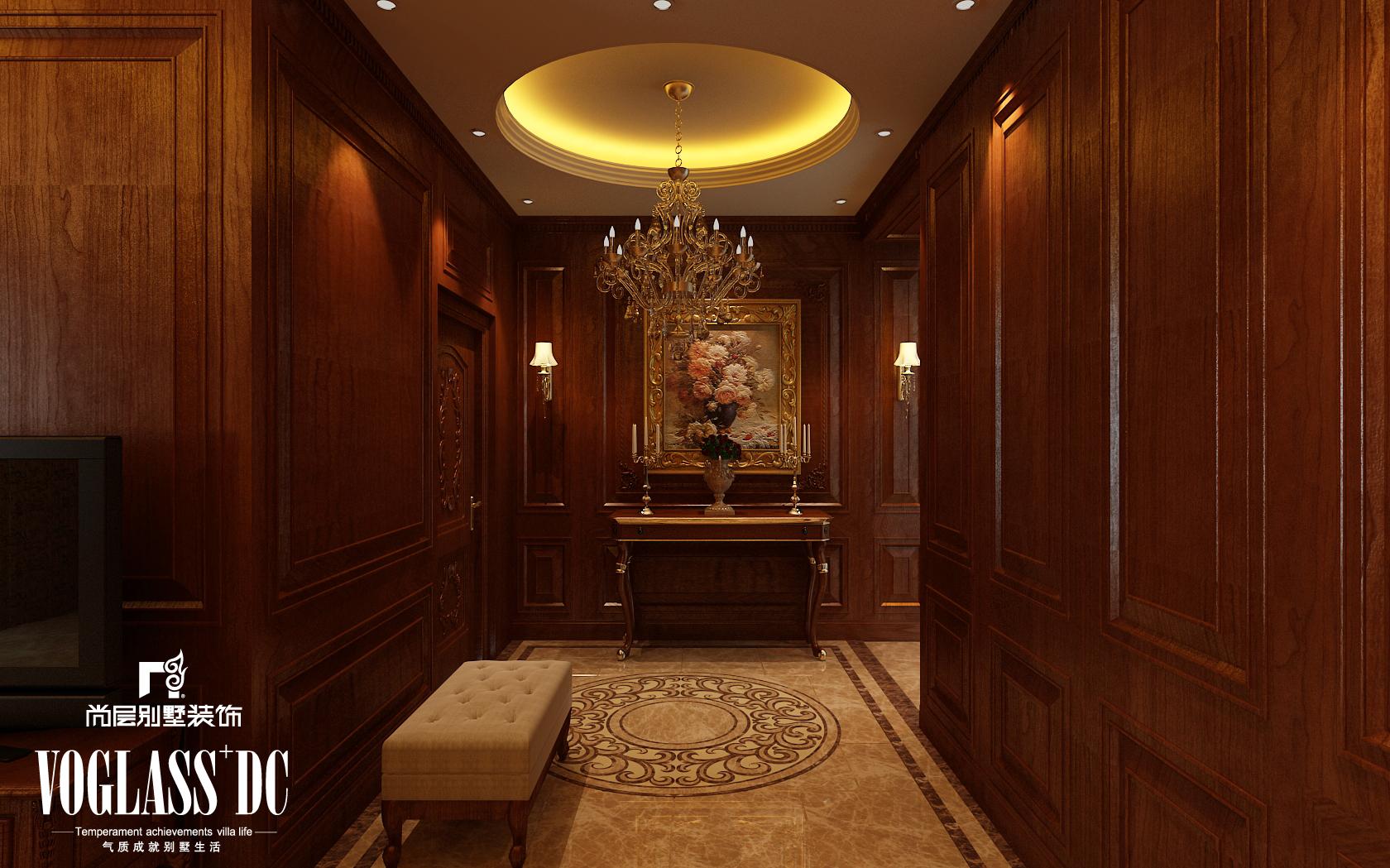 欧式古典图片来自尚层装饰王奕钧在天津别墅装修设计-欧式古典2的分享