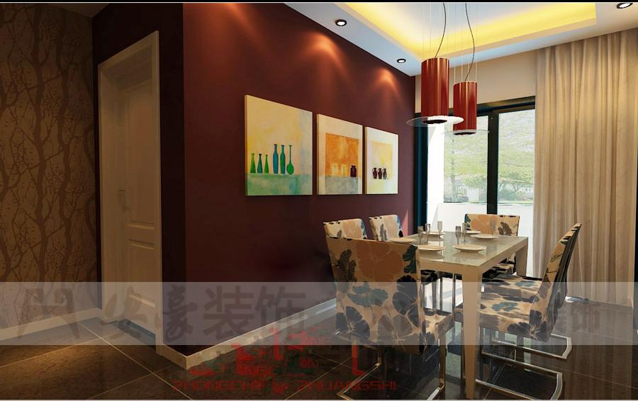简约 白领 80后 餐厅图片来自安豪装饰在安高广场的分享