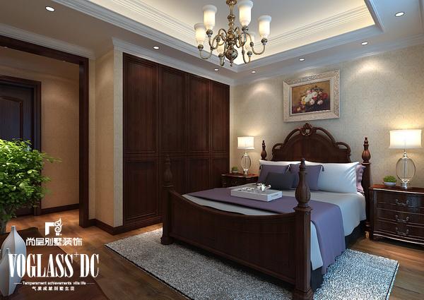 欧式 别墅 天津尚层 卧室图片来自Spencer丶nuzzi在滨海湖简欧的分享
