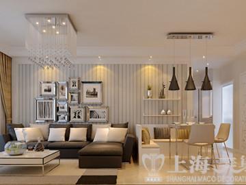 郑州银行家属院装修设计效果图