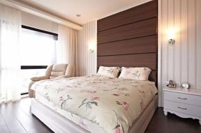 现代 日式 宜家 三居 小资 卧室图片来自武汉实创装饰在日式宜家风现代居室的分享