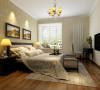 以稳重大气的简欧风格为主,配合古典风格,营造出优雅舒适,富有浓郁特色的整体空间。