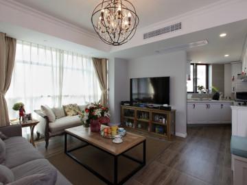天悦龙庭135平米3居室