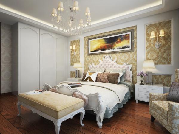 睡房,分为主卧和次卧人在其内睡觉、休息或进行性活动的房间。卧室的摆放布置不能太过繁琐,简单温馨为达到一种舒适感觉。