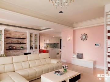 秋月枫舍美式风情家居设计