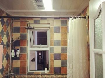 厨卫加阳台,全套吊顶实例图