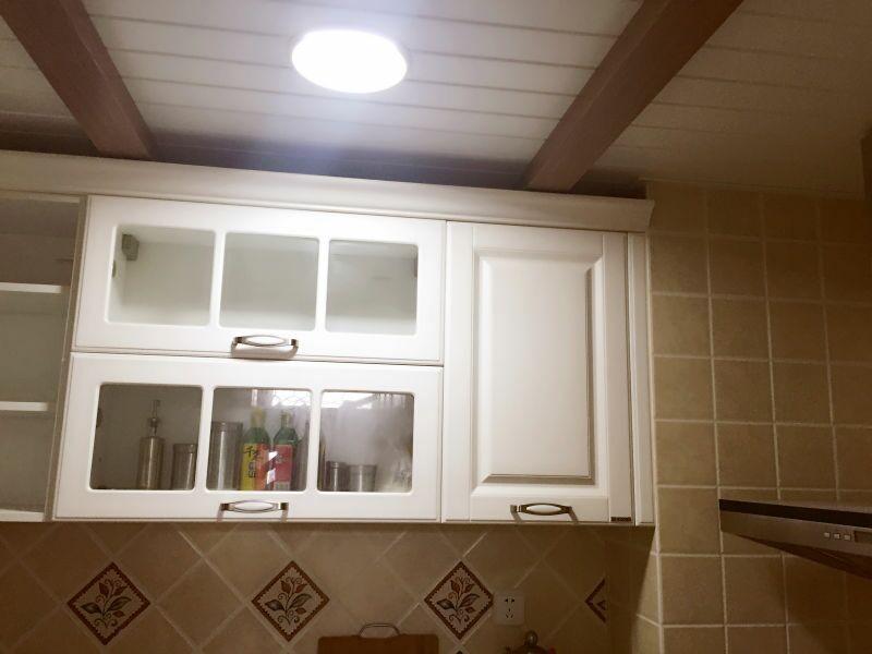 混搭 三居 简约 80后 小资 厨房图片来自雅巢集成吊顶公司在厨卫加阳台,全套吊顶实例图的分享