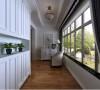 中天花园复式楼现代美式风格案列
